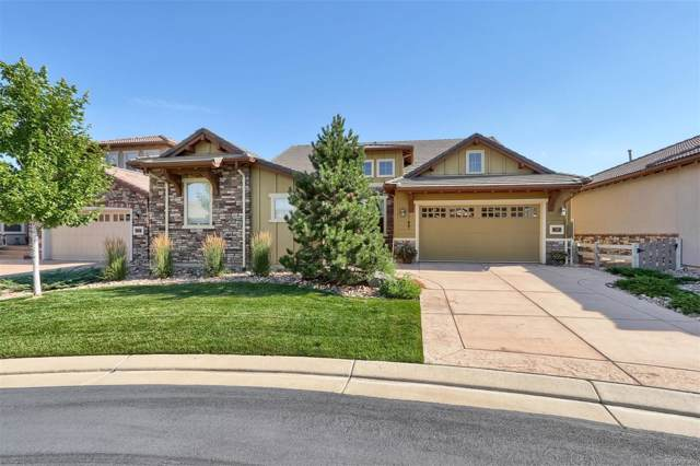 289 Featherwalk Court, Highlands Ranch, CO 80126 (#4900835) :: Bring Home Denver with Keller Williams Downtown Realty LLC