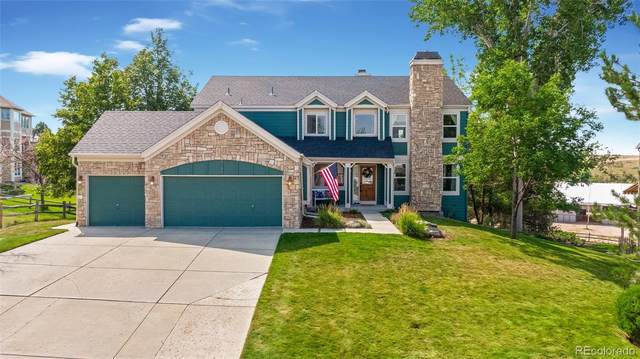 7364 Meadow View, Parker, CO 80134 (#4900860) :: James Crocker Team