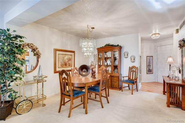 4825 S Ammons Street #145, Littleton, CO 80123 (MLS #4900902) :: 8z Real Estate