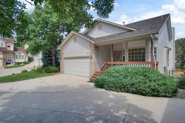 5419 Lions Gate Lane, Colorado Springs, CO 80919 (#4901123) :: Venterra Real Estate LLC