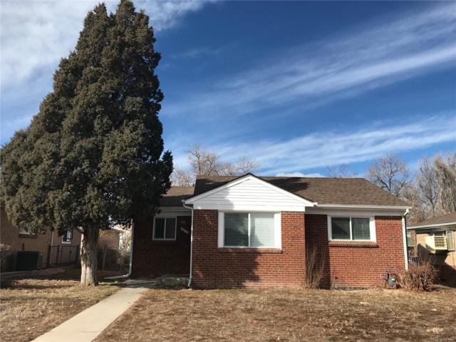 3275 Locust Street, Denver, CO 80207 (#4901270) :: The Peak Properties Group