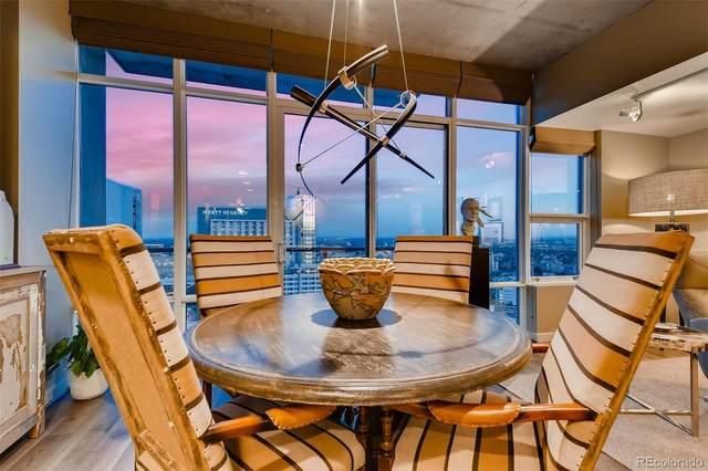 891 14th Street #3410, Denver, CO 80202 (MLS #4901308) :: Neuhaus Real Estate, Inc.