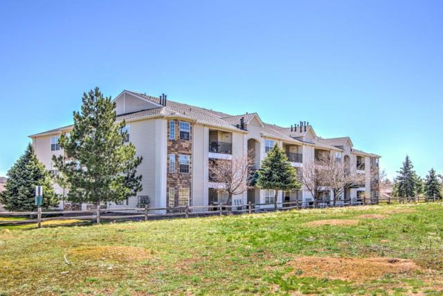 12338 W Dorado Place #303, Littleton, CO 80127 (#4901580) :: The Griffith Home Team