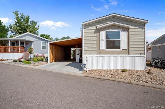 1801 W 92nd Avenue, Federal Heights, CO 80260 (#4902287) :: The DeGrood Team