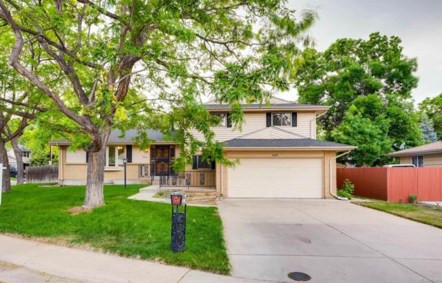 7649 S Cedar Circle, Littleton, CO 80120 (#4902510) :: Wisdom Real Estate