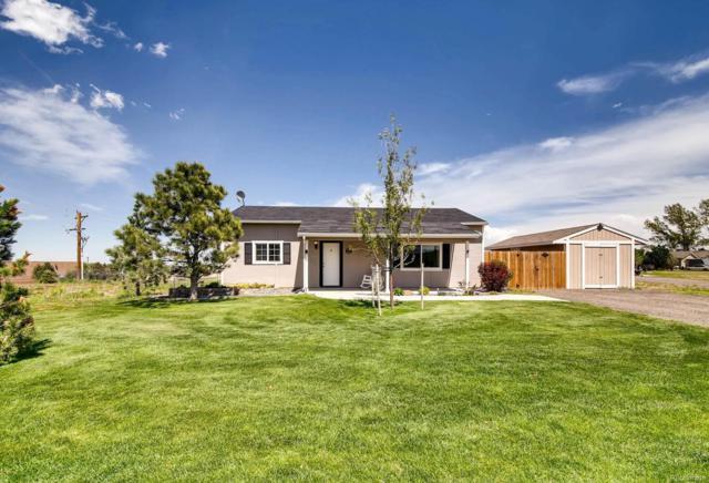 40990 Madrid Drive, Elizabeth, CO 80107 (#4902546) :: Colorado Home Realty