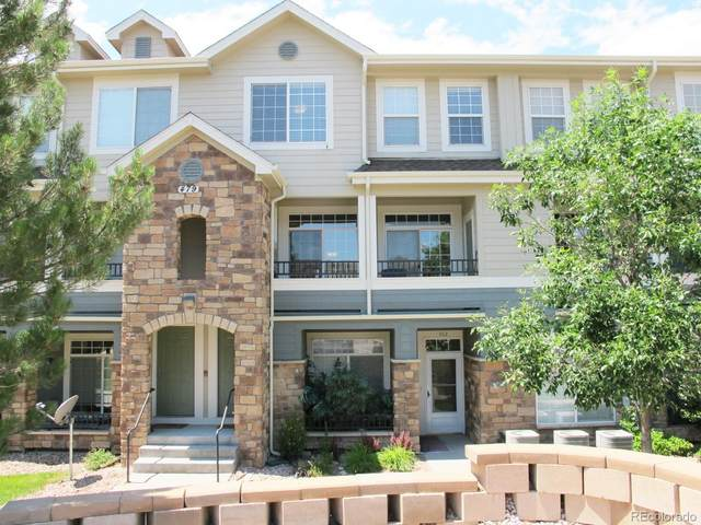 479 Black Feather Loop #311, Castle Rock, CO 80104 (#4902905) :: Peak Properties Group