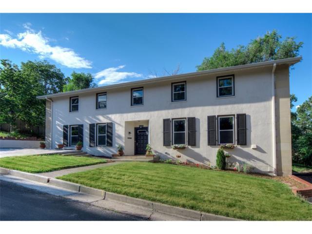 119 Wood Terrace Drive, Colorado Springs, CO 80903 (MLS #4902941) :: 8z Real Estate