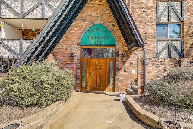 1350 Josephine Street #201, Denver, CO 80206 (#4903292) :: Wisdom Real Estate