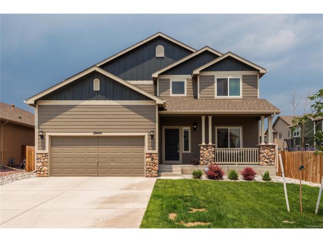 10444 Declaration Drive, Colorado Springs, CO 80925 (MLS #4903434) :: 8z Real Estate