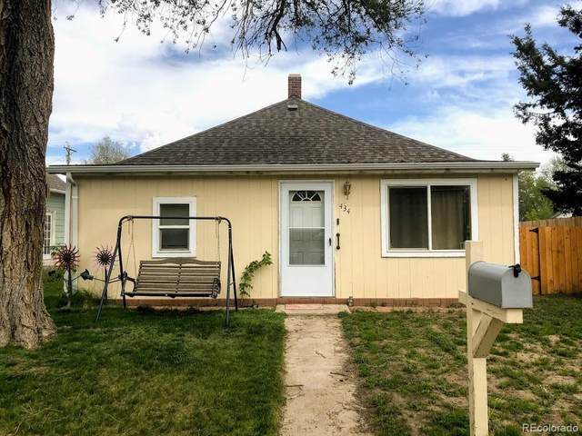 434 Main Avenue, Akron, CO 80720 (MLS #4903439) :: 8z Real Estate