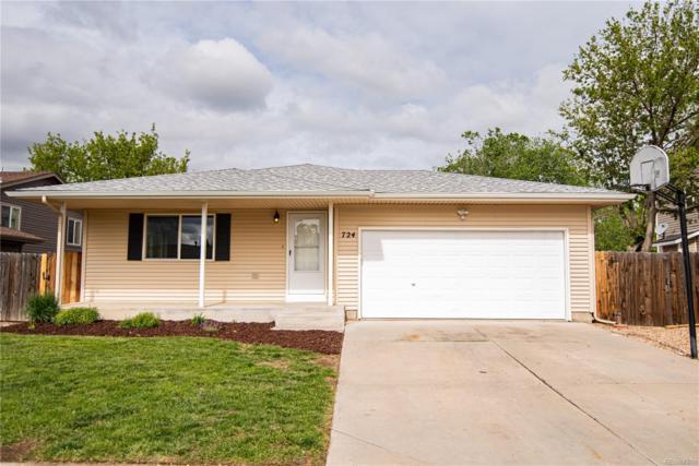 724 Lilac Drive, Windsor, CO 80550 (MLS #4903464) :: 8z Real Estate