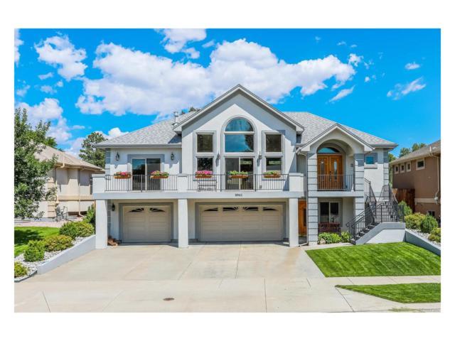 9941 W 71st Avenue, Arvada, CO 80004 (#4903502) :: The Peak Properties Group