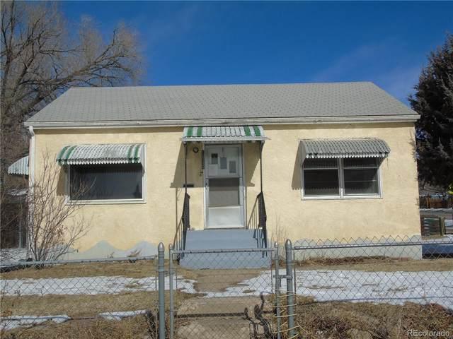 1030 E Lasanimas, Colorado Springs, CO 80903 (#4903960) :: Venterra Real Estate LLC