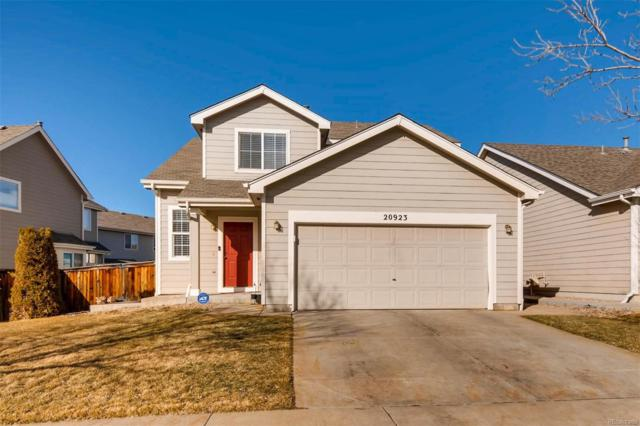 20923 E 40th Place, Denver, CO 80249 (MLS #4904222) :: 8z Real Estate