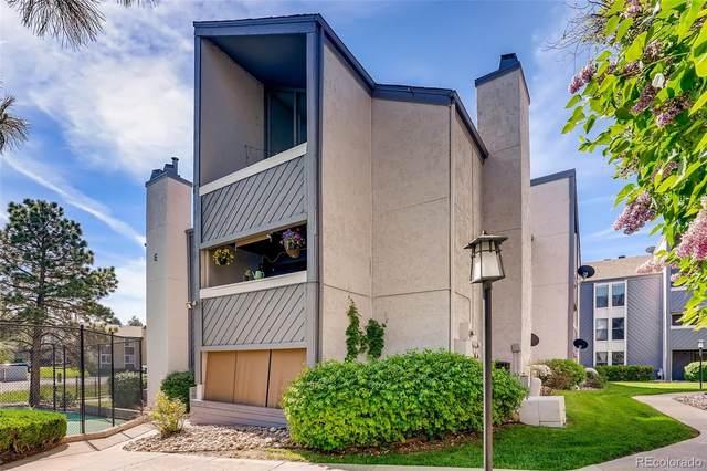 9867 E Peakview Avenue E08, Englewood, CO 80111 (#4904364) :: Stephanie Fryncko | Keller Williams Integrity