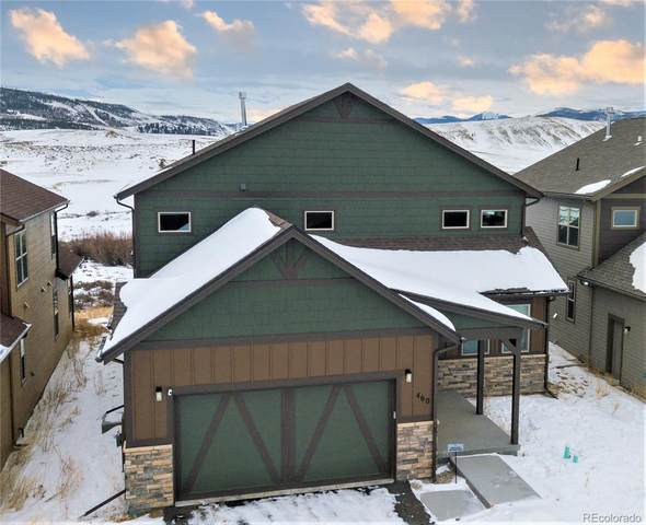 460 Elk Track Circle, Granby, CO 80446 (#4904411) :: The Dixon Group