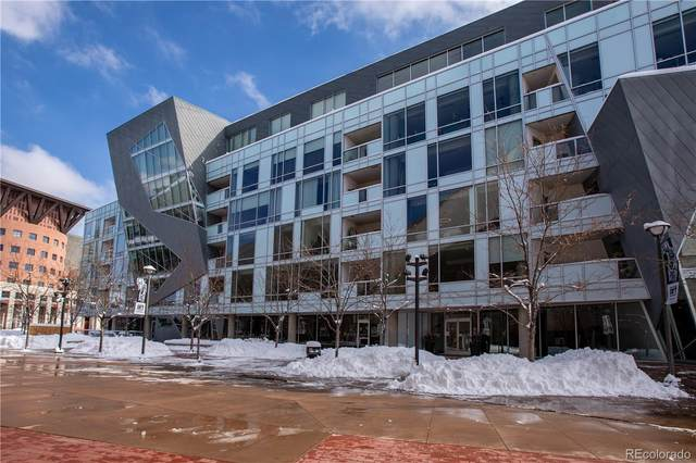 1200 Acoma Street #205, Denver, CO 80204 (#4904731) :: The DeGrood Team