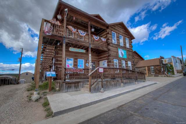 419 Front Street, Fairplay, CO 80440 (MLS #4904793) :: 8z Real Estate