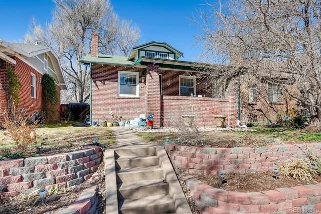 1335 Eudora Street, Denver, CO 80220 (MLS #4905339) :: 8z Real Estate