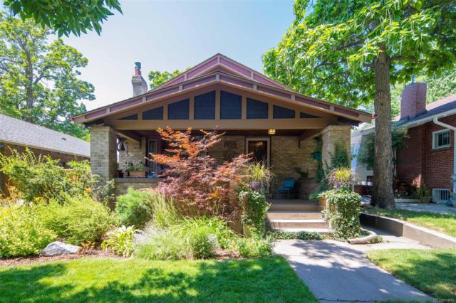 635 Corona Street, Denver, CO 80218 (#4905540) :: Bring Home Denver