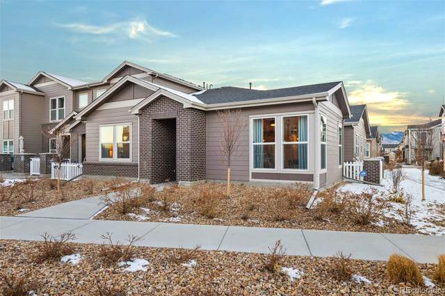 15441 W 64th Place D, Arvada, CO 80007 (#4905558) :: The Margolis Team