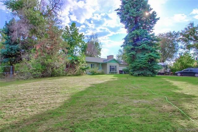 17 Lakewood Heights Drive, Lakewood, CO 80215 (#4906393) :: James Crocker Team