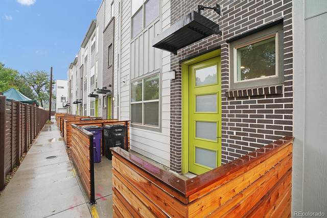 4100 E Iliff Avenue #19, Denver, CO 80222 (#4906540) :: Kimberly Austin Properties