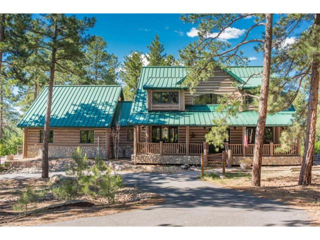 7773 Corona Court, Larkspur, CO 80118 (MLS #4906829) :: 8z Real Estate