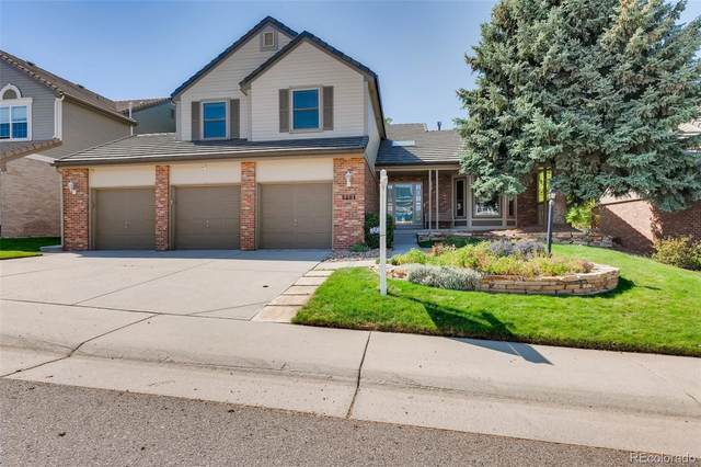 8604 S Forrest Drive, Highlands Ranch, CO 80126 (MLS #4906923) :: Stephanie Kolesar