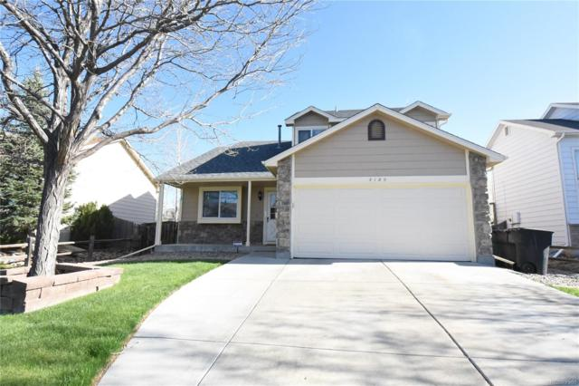 5180 E 120th Place, Thornton, CO 80241 (#4907188) :: The Gilbert Group