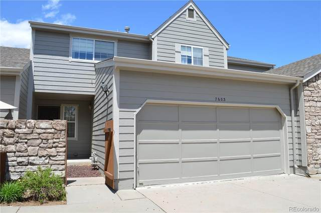 7603 W Euclid Drive, Littleton, CO 80123 (#4907432) :: Briggs American Properties