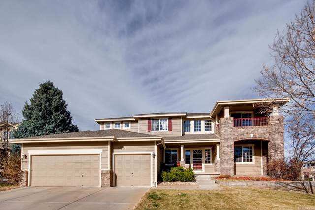 10023 Matthew Lane, Highlands Ranch, CO 80130 (#4907497) :: Mile High Luxury Real Estate