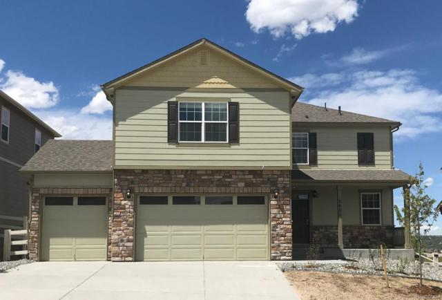 5805 High Timber Circle, Castle Rock, CO 80104 (#4907523) :: The HomeSmiths Team - Keller Williams