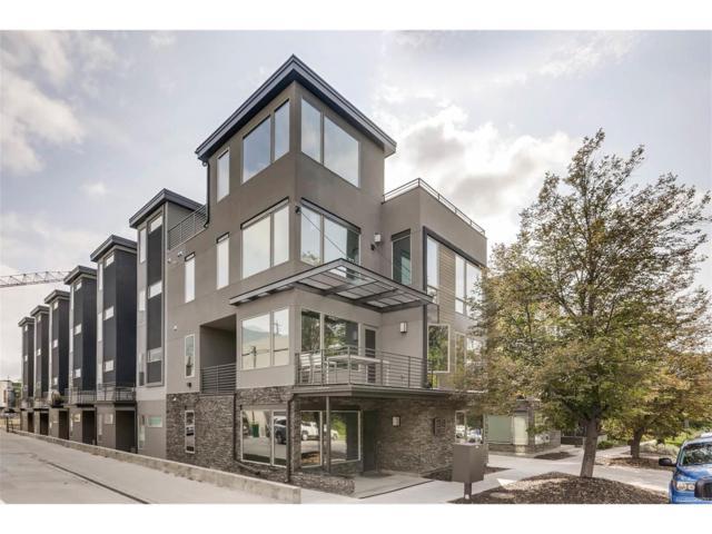 2649 17th Street #6, Denver, CO 80211 (MLS #4908538) :: 8z Real Estate