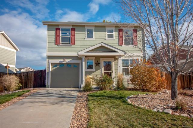 866 Willow Drive, Lochbuie, CO 80603 (#4908562) :: The DeGrood Team