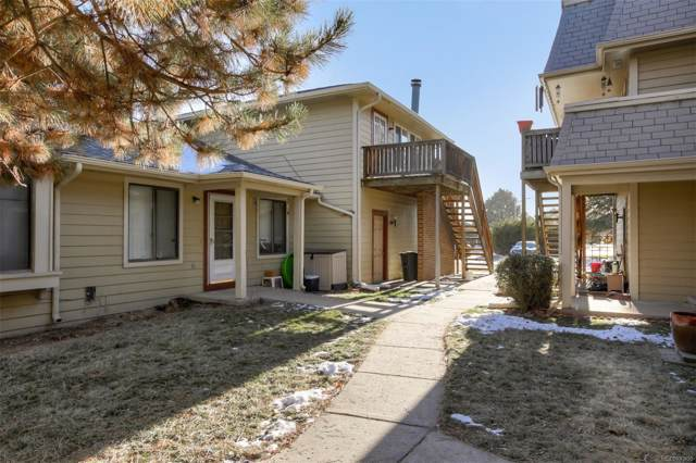 7943 York Street #3, Denver, CO 80229 (MLS #4908740) :: 8z Real Estate