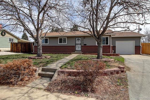 6542 Upham Street, Arvada, CO 80003 (#4908866) :: The Brokerage Group