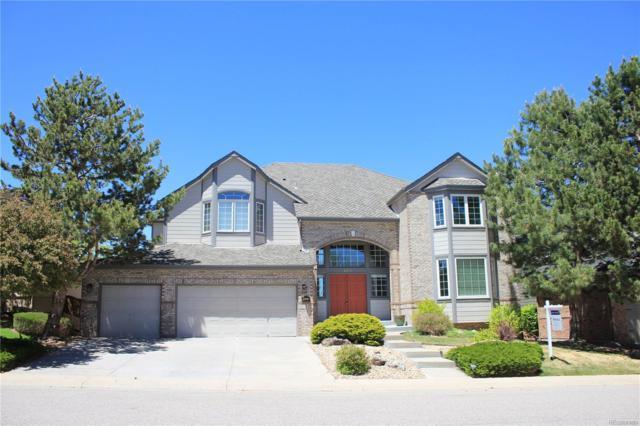 8425 Green Island Circle, Lone Tree, CO 80124 (MLS #4909105) :: 8z Real Estate