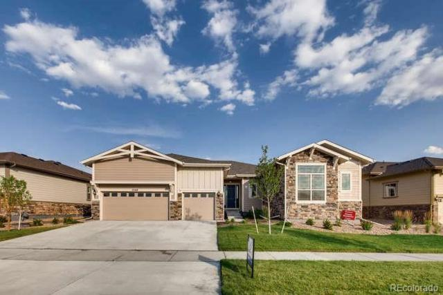 23160 E Del Norte Circle, Aurora, CO 80016 (#4909338) :: The Heyl Group at Keller Williams