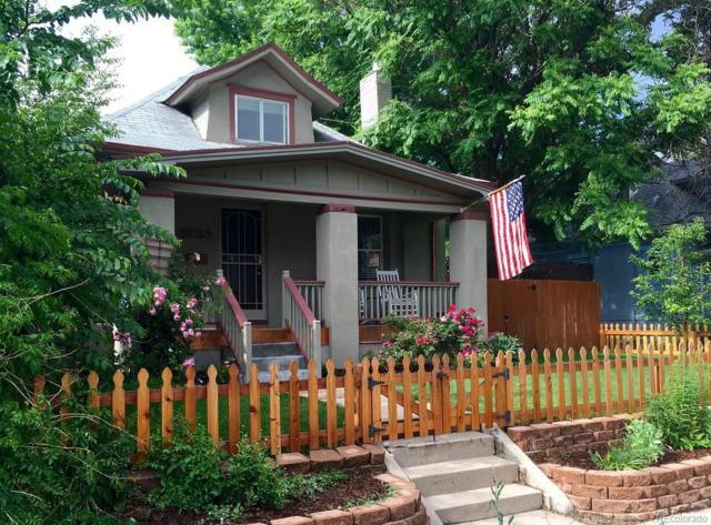 3233 W 29th Avenue, Denver, CO 80211 (MLS #4909363) :: 8z Real Estate