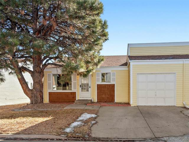 16494 E Radcliff Place B, Aurora, CO 80015 (#4910004) :: The DeGrood Team