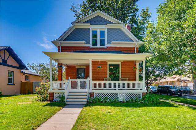 3839 Clay Street, Denver, CO 80211 (MLS #4910040) :: Bliss Realty Group