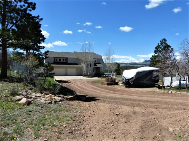 1050 Elk Trail, Westcliffe, CO 81252 (#4910460) :: 5281 Exclusive Homes Realty
