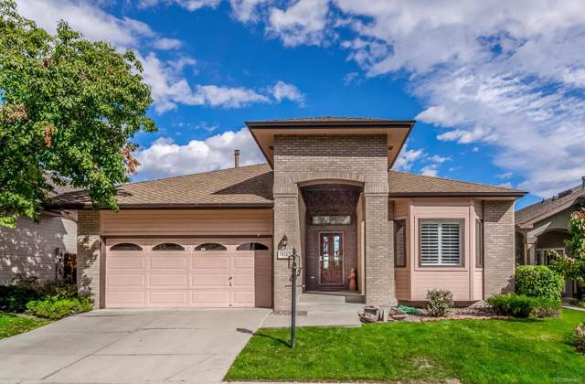 15127 W 32nd Place, Golden, CO 80401 (MLS #4910470) :: Kittle Real Estate