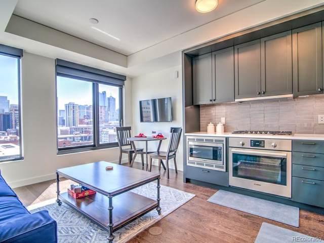 1750 Wewatta Street #1036, Denver, CO 80202 (#4910719) :: Colorado Home Finder Realty
