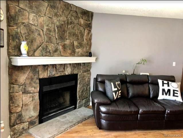 904 S Walden Way #104, Aurora, CO 80017 (#4910835) :: Venterra Real Estate LLC