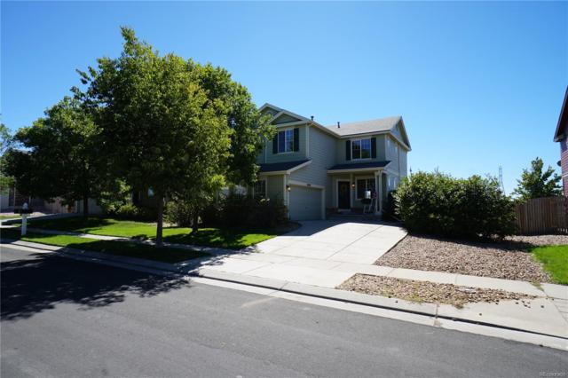 13438 E 104th Drive, Commerce City, CO 80022 (#4911000) :: The City and Mountains Group