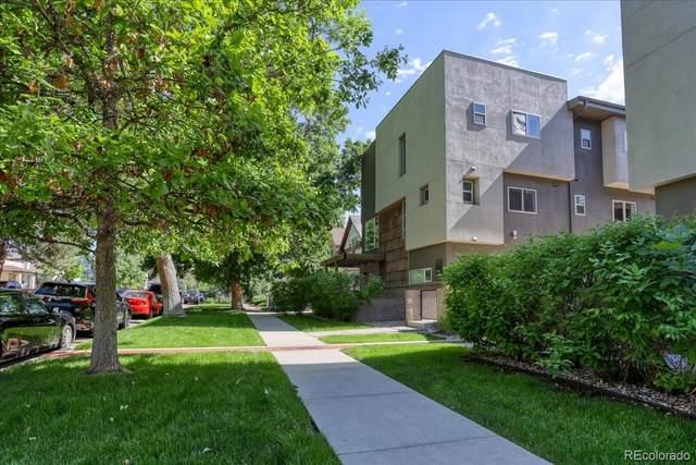 1632 N Gilpin Street, Denver, CO 80218 (#4911400) :: The Harling Team @ HomeSmart