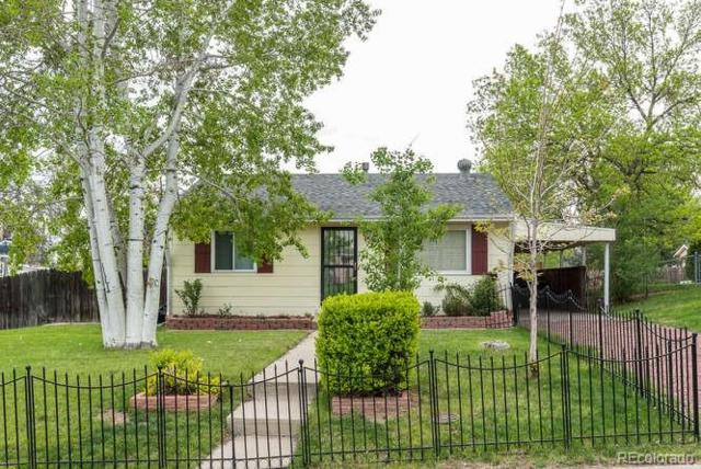 1590 S Tejon Street, Denver, CO 80223 (#4911702) :: The Tamborra Team